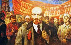 Ленин на субботнике Красная Площадь