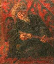 Народный Акин Осмонгул Балаба