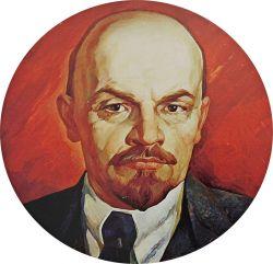 Портрет Ленина.В.И
